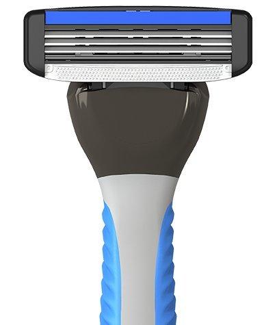dorco-pace-3-razor-3-blade-technology-manual-razor-for-men-safe-sensitive-shaving-system-2-blades-1-