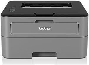 Brother HL-L2300D - Impresora láser con impresión automática a doble cara (2400 x 6000 DPI, b/n 26 PPM)