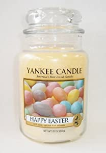 Yankee Candle 22 oz Jar Happy Easter