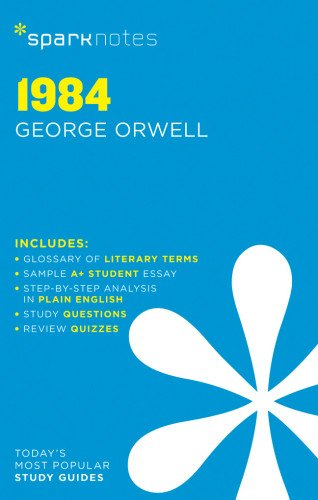 1984-sparknotes-literature-guide-sparknotes-literature-guide-series
