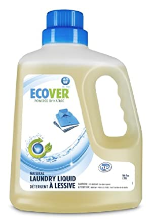 Ecover Laundry Liquid, 100 Fluid Ounce