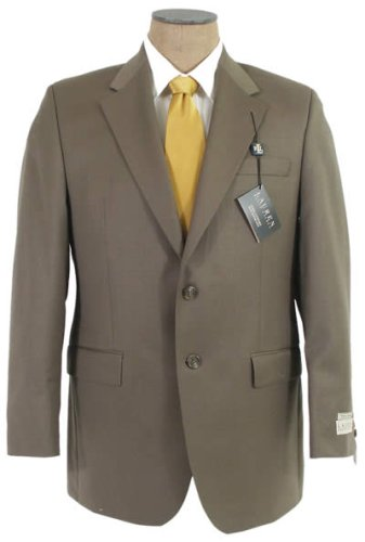 Ralph Lauren Mens Single Breasted 2 Button Solid Taupe Wool Suit - Size 41S - Buy Ralph Lauren Mens Single Breasted 2 Button Solid Taupe Wool Suit - Size 41S - Purchase Ralph Lauren Mens Single Breasted 2 Button Solid Taupe Wool Suit - Size 41S (Ralph Lauren, Ralph Lauren Apparel, Ralph Lauren Mens Apparel, Apparel, Departments, Men, Suits & Sport Coats, Suits & Separates, Single-Breasted)