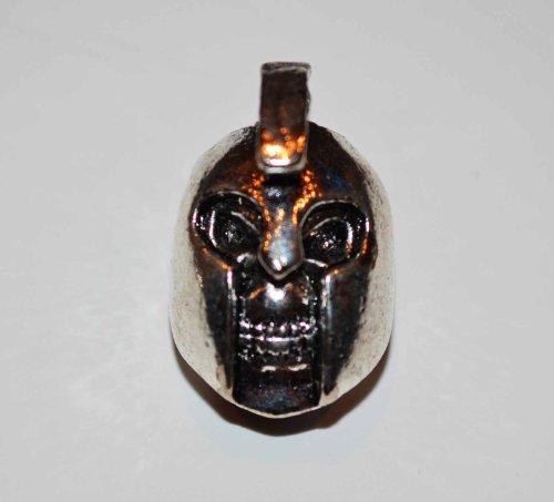 Spartan Skull Paracord Lanyard Bead