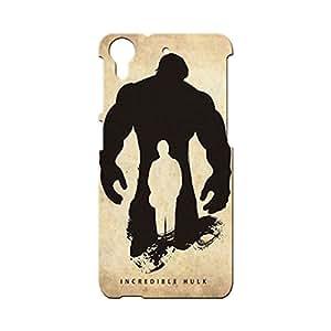 BLUEDIO Designer Printed Back case cover for HTC Desire 626 - G2628