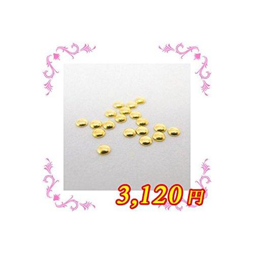 ピアドラ スタッズ 1.5mm 1000P ゴールド