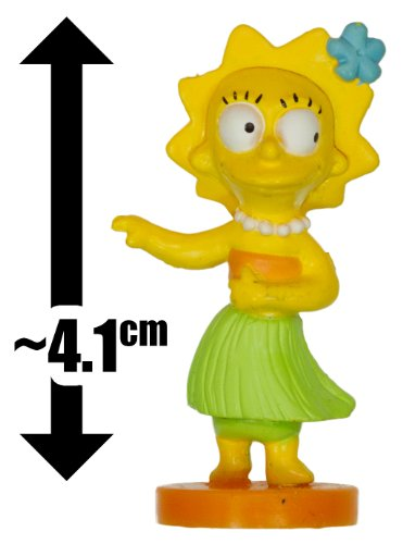 Mage ~4.1cm Body Bobble Mini-Figure: The Simpsons Body Bobble Mini-Figure Series #5