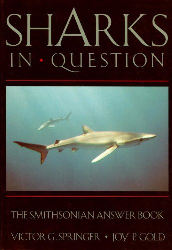 Sharks in Question (Smithsonian Answer Books)