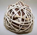Super Bird Creations Coco Fiber Ball Bird Hand Toy