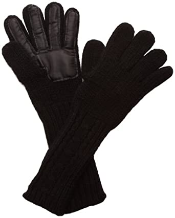 Emu Australia Cape Conran Women's Gloves Black/toffee/chestnut One Size