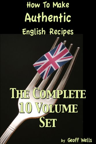 How To Make Authentic English Recipes The Complete 10 Volume Set (Roast N Roll compare prices)