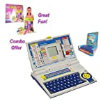 Children Laptop Educational Free Doll House