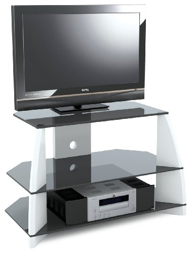 meubles tv stil stand stuk 2040 meuble tv blanc. Black Bedroom Furniture Sets. Home Design Ideas