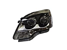 GMC Acadia Headlight Oe Style Halogen Type Headlamp Left Driver Side