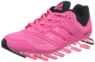 Adidas Springblade Drive Women's Running Shoes - 9.5 - Pink | Amazon