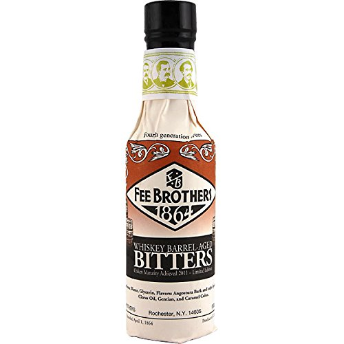 Fee Brothers Whiskey Barrel-Aged Bitters 5oz (Fees Brothers Bitters compare prices)