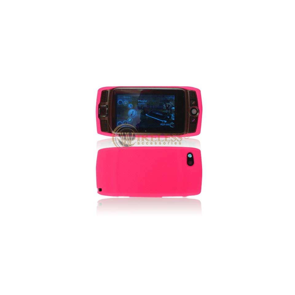 Case Pink For T Mobile Sidekick LX 2009 Cell Phones & Accessories