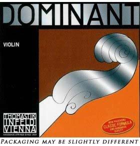 Thomastik Dominant 1/16 Violin A String Medium Aluminum-Perlon thomastik dominant 135b violin strings full set 4 4 medium made in austria free shipping