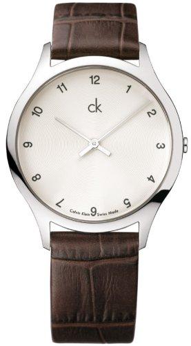 ck Calvin Klein (カルバン・クライン) 腕時計 classic extension K2621126 38mm [正規輸入品] メンズ