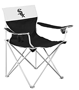 MLB Chicago White Sox Big Boy Folding Chair by Logo