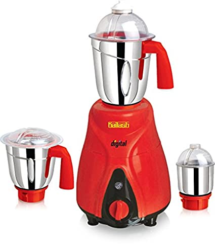 Kailash Digital 750W Mixer Grinder