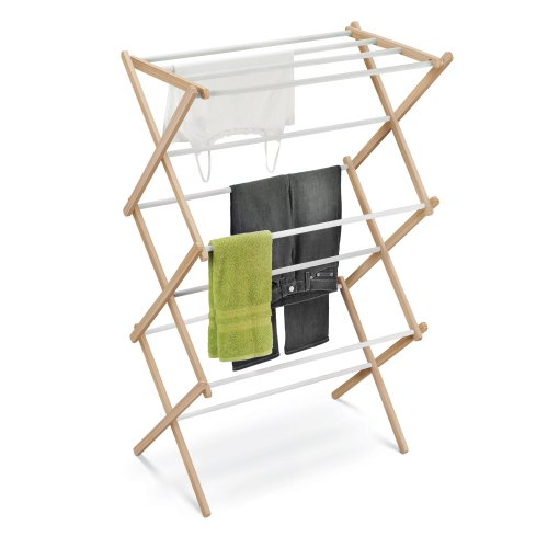 ... about NEW Wooden Clothes Drying Rack Towel Clothes Dryer Free Shipping