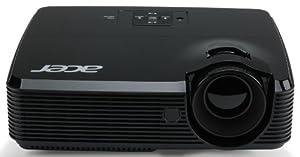 Acer P1220 DLP-Projektor (Kontrast 3000:1, 2700 ANSI Lumen, XGA 1024 x 768 Pixel) schwarz