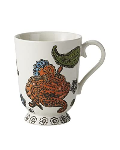 Easy Exotic Paisley Mug, Multi
