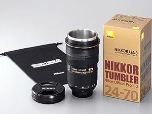 Nikon Coffee Mug 24-70 with working ZOOM