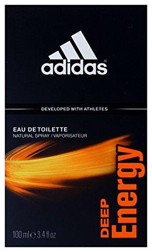 Adidas Deep Energy Eau de Toilette Spray by adidas