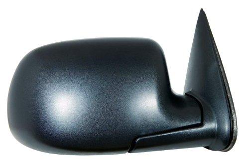 Depo 335-5423R3MF Texture Black Passenger Side Manual Mirror (01 Silverado Mirror compare prices)