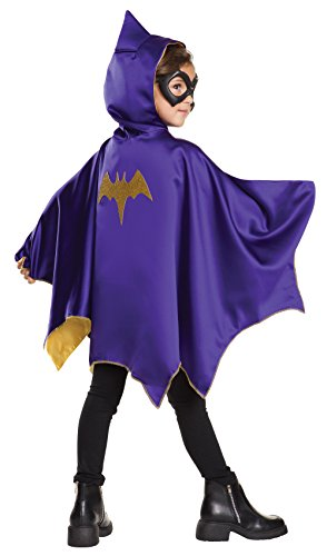 Imagine by Rubies DC Superheroes Batgirl Hooded Cape & Mask Boxed Set