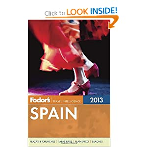 Fodor's Spain 2013 (Full-color Travel Guide) book downloads