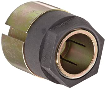 Trantorque Keyless Coupling, 10mm Shaft Dia, 22.5mm Bore Dia, Max Torque 30 Nm 25.5mm Length, dynamic load 30 Newton meters