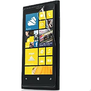 Screen Protectors for Nokia Lumia 920: Cell Phones & Accessories