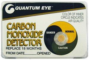 Quantum Eye Carbon Monoxide Detector from Aero Phoenix
