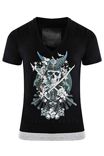 "Philipp Plein ""Pirate"" T-Shirt - Black - Size XL thumbnail"