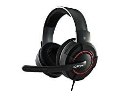 CM Storm Ceres 400 - Gaming Headset with Volume Control and Microphone On Off Switch