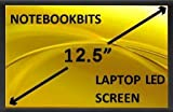 NEW LAPTOP NOTEBOOK SLIM LED SCREEN DISPLAY PANEL 12.5