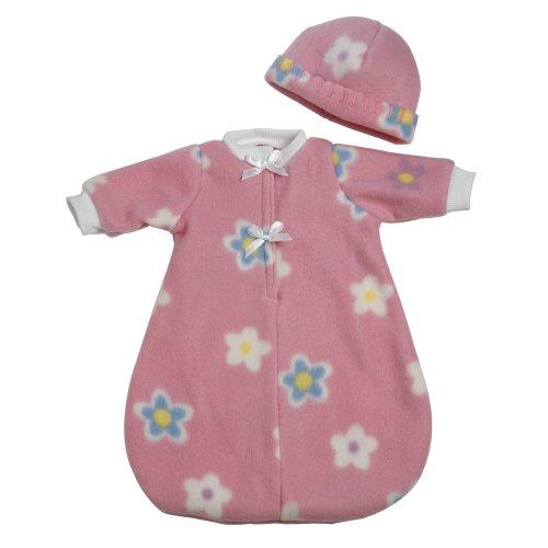 Imagen de Adora 2 pc. Pink Outfit Bunting para 13