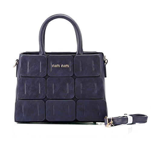 Walcy HB900340C2 Fashionable PU Leather Europe Women's Handbag,Pillow Type Motorcycle Bag (Tassimo Watch compare prices)
