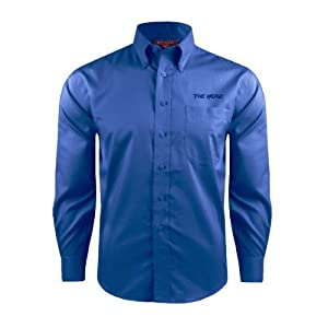 Marshall Red House French Blue Long Sleeve Shirt 'The Herd' - L