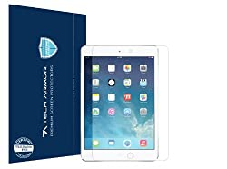 Tech Armor Apple iPad Air High Definition (HD) Screen Protector with Lifetime Replacement Warranty [2-Pack] - Frustration Free Packaging