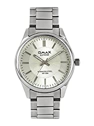 OMAX STAINLESS STEEL CASUAL WATCH FOR MEN (MONTRES OMAX S.A. - A SWISS WATCH COMPANY) ...