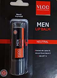 VLCC Mens Lip Balm, 4.5gm