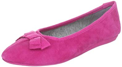 Marc O'Polo 53 23MW53952, Damen Ballerinas, Pink (magenta 330), EU 36 (UK 3.5)