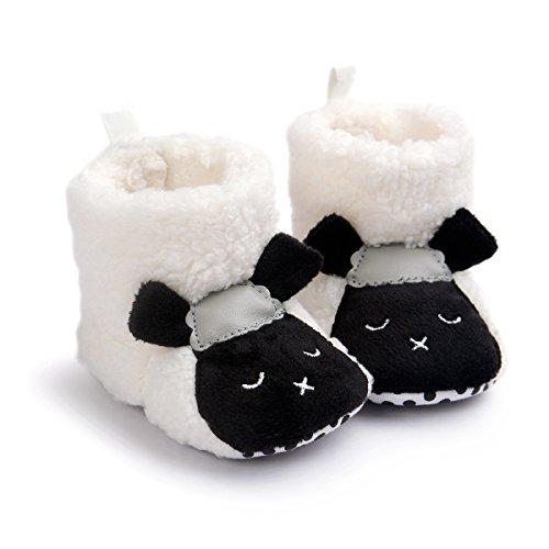 Royal Victory, Stivaletti bambine Black sheep S:(Insole: 11cm)