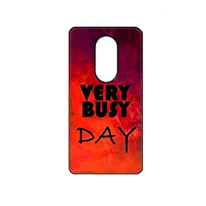 Vibhar printed case back cover for Moto X Play Day