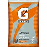 Quaker/Gatorade03968Gatorade Powder Sport Drink-51OZ ORANGE POWDER