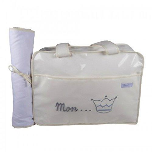 Nougatine - Sac Nursery Prince - Beige