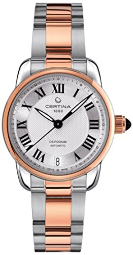 XS Automatic Analog Stainless Steel Ladies Wristwatch Certina C025 207.22.038.00.